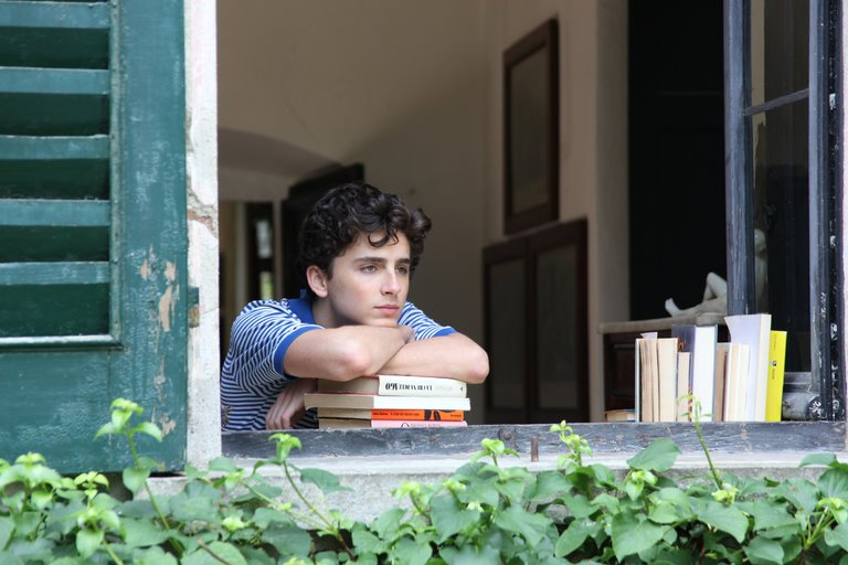 Between the lines: Call me by your name